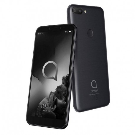"Alcatel 1s 2019 black Italia 5.5"" 13MPX 32GB + 3G RAM"