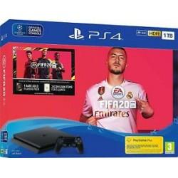 Sony PS4 1TB Black + FIFA 20