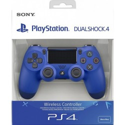 PS4 DUALSHOCK 4 WAVE BLUE V2