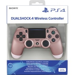 PS4 DUALSHOCK 4 ROSE GOLD V2