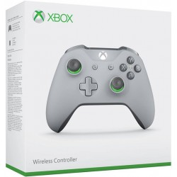 XBOX ONE CONTROLLER WIRELESS GRIGIO/VERDE