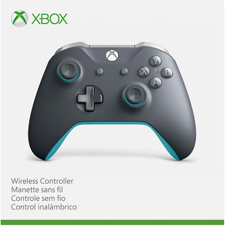 XBOX ONE CONTROLLER WIRELESS GRIGIO/BLU