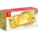 NINTENDO SWITCH CONSOLE LITE GIALLO
