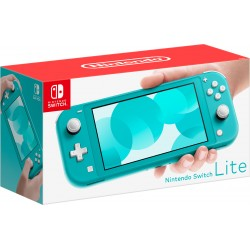 NINTENDO SWITCH CONSOLE LITE TURCHESE