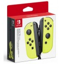 NINTENDO SWITCH JOY-CON COPPIA CONTROLLER GIALLO NEON