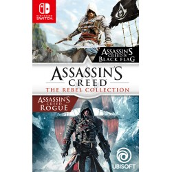 NINTENDO SWITCH ASSASSIN'S CREED THE REBEL COLLECTION (AC4BF+ACR)