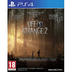 PREVENDITA PS4 LIFE IS STRANGE 2 (DATA DI USCITA: 3/12/2019)