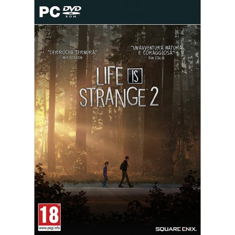 PC LIFE IS STRANGE 2