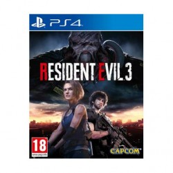 Resident Evil 3 PS4 EU