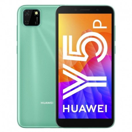Huawei Y5p 2GB Ram 32GB dual Sim Mint Green nuovo