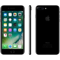 Iphone 7 Plus 128 GB Jet Black Ricondizionato Grado AB