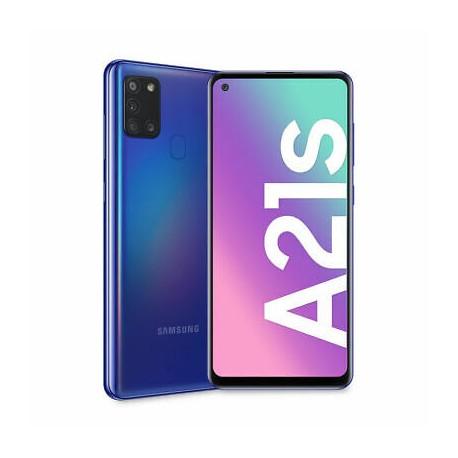 Samsung Galaxy A21s 32GB Blue Italia