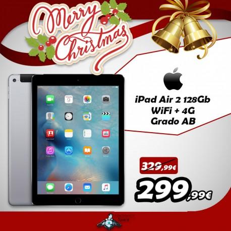 iPad Air 2 128GB wifi+4g Space Gray ricondizionato