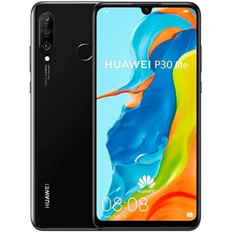 Huawei P30 Lite 128Gb Black Italia Brand