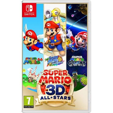 Super Mario 3D all star limited per nintendo switch - switch lite