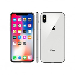 Iphone X 64 Gb Silver ricondizionato Grado A