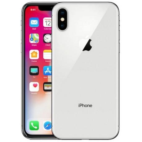 Iphone X 64 Gb silver economy