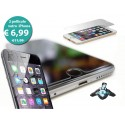 X2 Pellicole in vetro temperato per Iphone