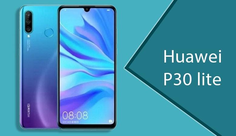 Huawei P30 128gb dual sim Italia