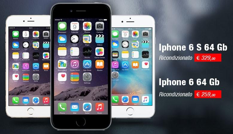 Iphone 6 in offerta