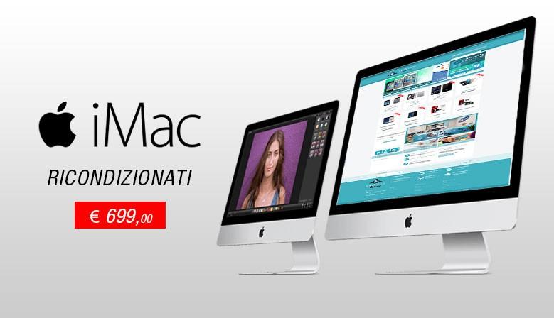 """Apple Imac 27 """" a soli 699 euro"""