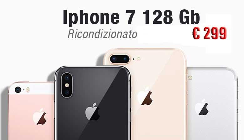 IPHONE 7 RICONDIZIONATO
